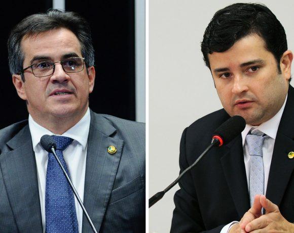 Resultado de imagem para CIRO NOGUEIRA E EDUARDO DA FONTE